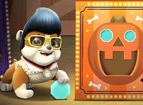 Paw Patrol Puzzle de Halloween