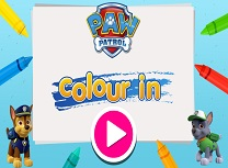 Colorati cu Paw Patrol