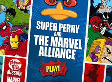 Perry si Alianta Marvel