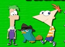 Phineas si Ferb Stele Ascunse