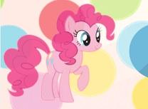 Pinkie Pie Puzzle cu Culori