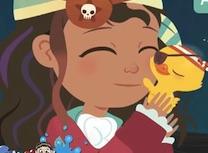 Jocuri cu Piratul Ana