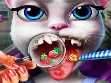 Pisica Doctor de Limba