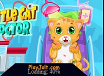 Micuta Pisica la Doctor