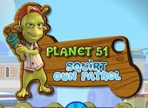 Planeta 51 Pistol cu Apa
