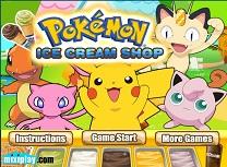 Pokemon Magazin de Inghetata