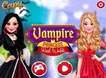 Printesa Vampir in Lumea Reala