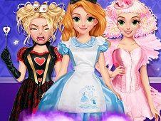 Printesa Blonda Fabrica de Vraji Wonderland