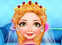 Printesa Coafuri de Mireasa