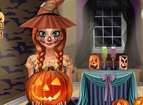 Printesa de Gheata Costume de Halloween