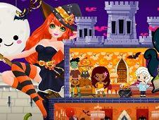 Printesa de Halloween Castel de Vacanta
