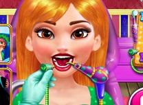 Printesa la Dentist si Machiaj de Petrecere