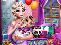 Mamica Ingrijeste Bebelusul