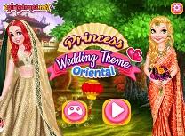 Printesa Nunta cu Tematica Orientale