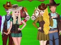 Printese Aventura Cowboy