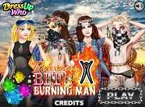 Printese BFF Burning Man