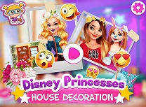 Printese Disney Decoreaza Casa