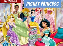 Printese Disney Diferente