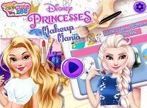 Printese Disney Nebunia Machiajelor
