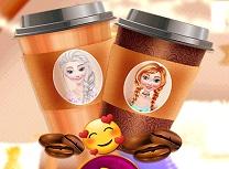 Printese Disney Pauza de Cafea