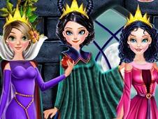 Printese Disney Provocarea Raufacatoare