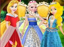 Printese Petrecerea cu Ceai in Wonderland