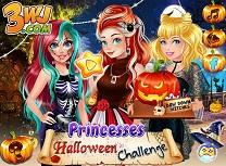 Printese Provocare de Halloween