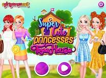 Printese Super Dragute Casa din Copac