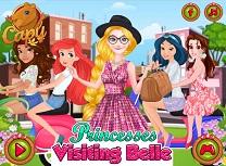 Printese Vizita la Belle