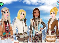 Printese Eskimo Fashion