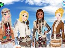Printese Eskimo Fashion