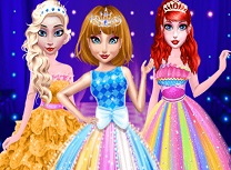 Printese Disney Show Barbie Fashion
