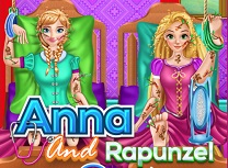 Anna si Rapunzel Operatie