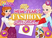 Revolutie Fashion de Anul Nou
