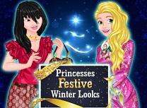 Printese Look Festiv de Iarna