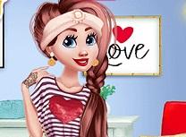 Elsa si Ariel Look de Intalnire