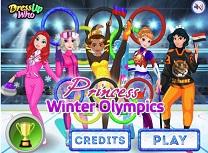 Printese Olimpiada de Iarna