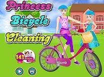 Printese Curata Bicicletele