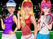 Printese Echipa de Tenis
