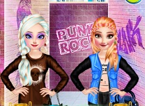 Surori Competitia Punk Rock