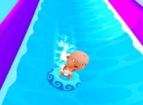 Aquapark IO cu Bebelusi