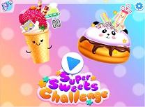 Provocarea Dulciuri Super