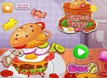 Provocarea Celui Mai Mare Burger