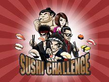 Provocarea Sushi