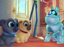 Puppy Dog Pals si Catelul Robot