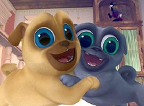 Puppy Dog Pals Imbratisati