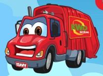 Camioane Animate de Copii