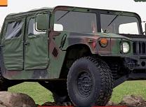 Puzzle cu Masini Militare