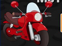 Puzzle cu Motociclete Animate