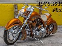Puzzle cu Motociclete